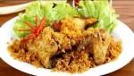 Resep Ayam Goreng Kremes Gurih Renyah Spesial