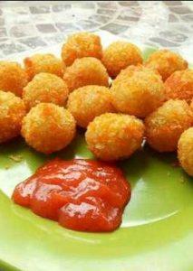 Resep Cilok Goreng Crispy Isi Telur Puyuh dan Sosis