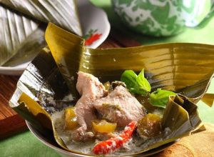Resep Garang Asem Ayam Kuah fresh Gurih Pakai Santan