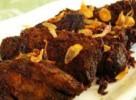 Resep Empal Gepuk Daging Sapi Bandung ciri Sunda