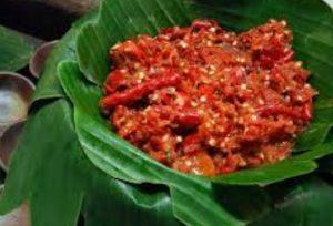 Resep Sambal Matah Kecombrang Bali, Aroma dan Rasa yang mengagumkan