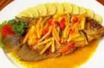 Resep Pesmol Ikan Gurame Bumbu Kuning