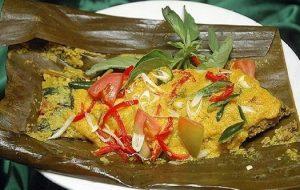Resep Pepes Ikan Bumbu ciri Masakan Sunda